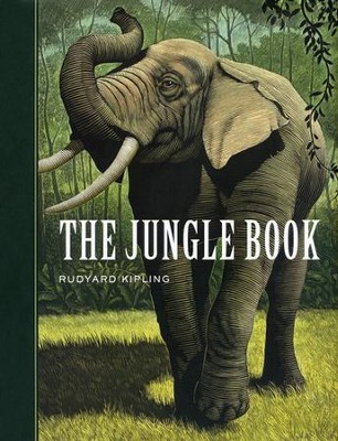 Jungle Book  -     By: Rudyard Kipling