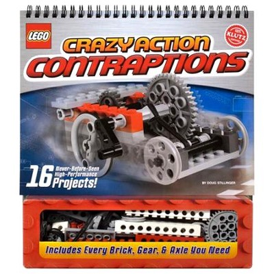 LEGO Crazy Action Contraptions   -     By: Doug Stillinger