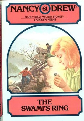The Swami's Ring - eBook  -     By: Carolyn Keene