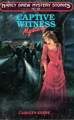 Captive Witness - eBook  -     By: Carolyn Keene