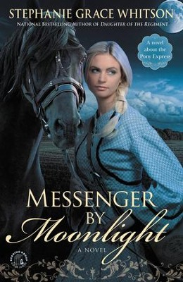 Messenger By Moonlight - eBook  -     By: Stephanie Whitson