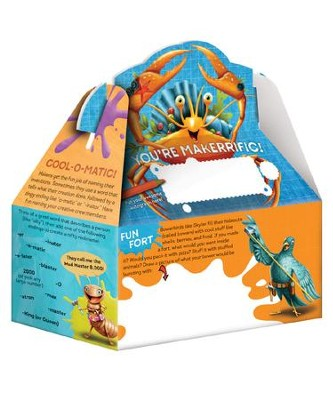 Maker Fun Factory VBS: Theme Paper Boxes, 10 pk   -