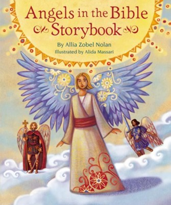 Angels in the Bible Storybook  -     By: Allia Zobel Nolan