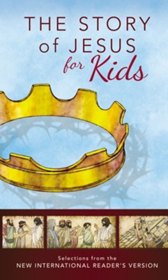 NIrV Story of Jesus, Kids  -