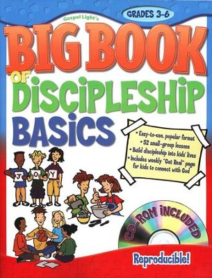 Big Book Of Discipleship Basics  -