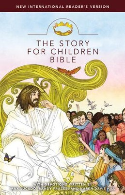 NIrV Story for Children Bible  -