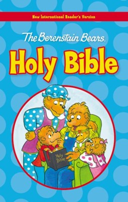 NIrV Berenstain Bears Holy Bible  -