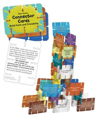 Maker Fun Factory VBS: Take-Home Connector Cards, 20 pk   -