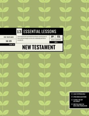 13 Essential Lessons from the New Testament  -