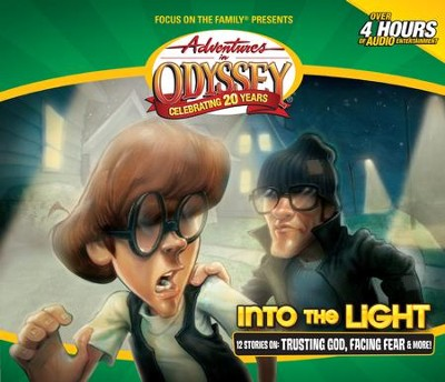 Adventures in Odyssey ® #47: Into the Light  -
