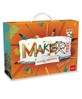 Maker Fest: Fall Fun for Families Kit: Creative Fun with the Master Maker  -