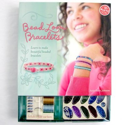 Bead Loom Bracelets   -     By: Anne Akers Johnson