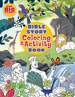 the big picture interactive bible story coloring and activity book