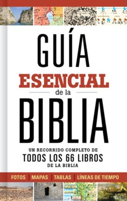 Guía Esencial de la Biblia  (The Ultimate Bible Guide)  -