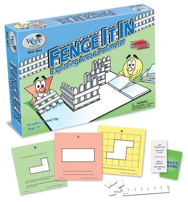 Fence It In: Exploring Area & Perimeter   -