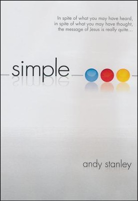 Simple, DVD Curriculum   -     By: Andy Stanley