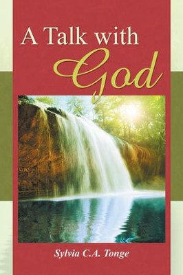 A Talk with God - eBook  -     By: Sylvia Tonge