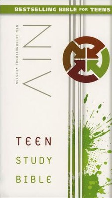 NIV Teen Study Bible    -     By: Lawrence O. Richards, Sue W. Richards