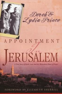 Appointment In Jerusalem  -     By: Derek Prince, Lydia Prince