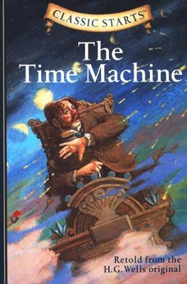 Time Machine  -     By: H.G. Wells