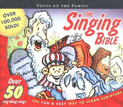 The Singing Bible: The Fun and Easy Way to Learn Scripture  -