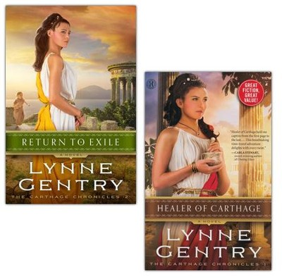 The Carthage Chronicles, Volumes 1 & 2  -     By: Lynne Gentry