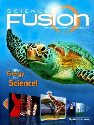 Science Fusion Grade 2 Homeschool Package   -