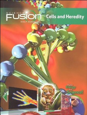 Science Fusion Module A: Cells and Heredity, Grades 6-8     -