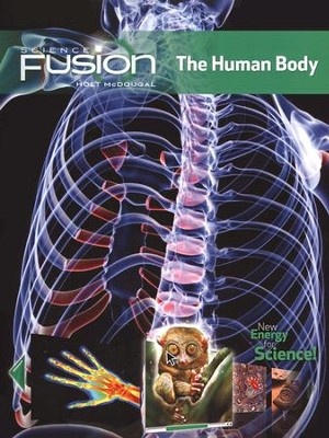 Science Fusion Module C: The Human Body, Grades 6-8     -