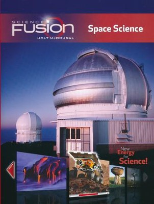 Science Fusion Module G: Space Science, Grades 6-8     -