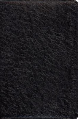 KJV Old Scofield Genuine Cowhide, Black KJV Old Scofield Classic - Imperfectly Imprinted Bibles  -