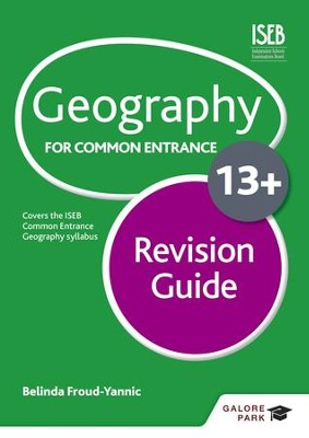 Geography for Common Entrance 13+ Revision Guide / Digital original - eBook  -     By: Belinda Froud-Yannic