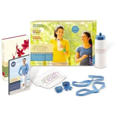 First Place 4 Health Fitness Kit  -     By: First Place 4 Health