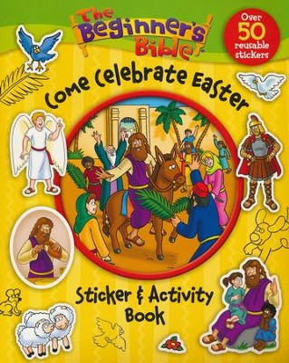 Beginner's Bible: Come Celebrate Easter, Sticker &   Activity Book  -
