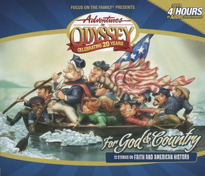 Adventures in Odyssey ® For God & Country  -