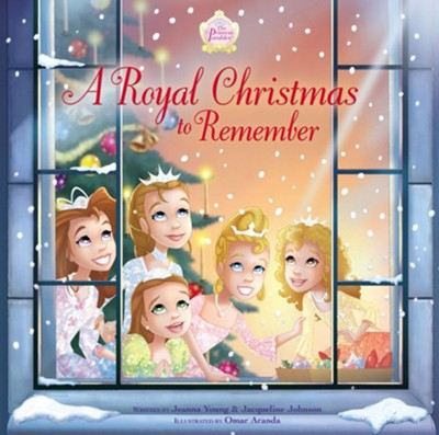 A Royal Christmas to Remember  -     By: Jeanna Young, Jacqueline Kinney Johnson