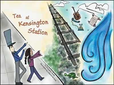 Tea at Kensington Station  -     By: Christopher Choate