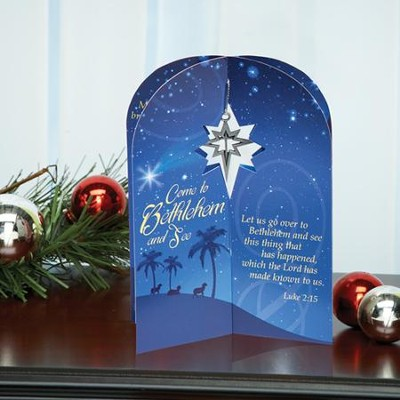 Come to Bethlehem Card  -