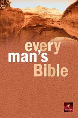NLT Every Man's Bible, Hardcover   -     Edited By: Stephen Arterburn, Dean Merrill     By: Stephen Arterburn & Dean Merrill