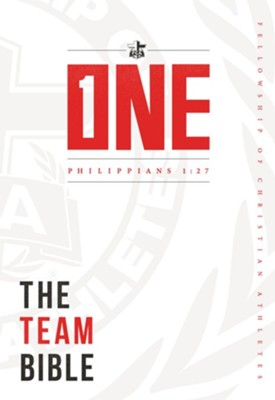NLT Team Bible: ONE Edition, Trade Paper  -