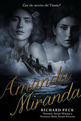 Amanda/Miranda - eBook  -     By: Richard Peck
