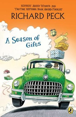 A Season of Gifts - eBook  -     By: Richard Peck