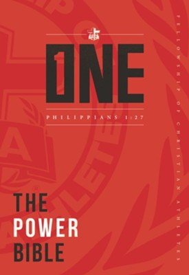 NLT Power Bible: ONE Edition, Trade Paper  -