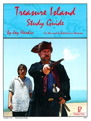 Treasure Island Study Guide Booklet   -