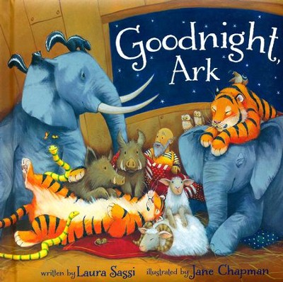 Goodnight, Ark Boardbook  -     By: Laura Sassi     Illustrated By: Jane Chapman