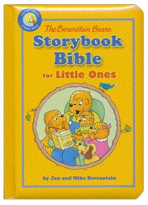 The Berenstain Bears Storybook Bible for Little Ones Boardbook  -     By: Jan Berenstain, Mike Berenstain
