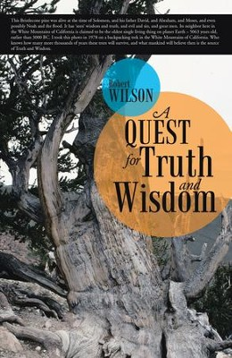 A Quest for Truth and Wisdom - eBook  -     By: Robert Wilson