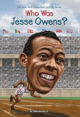 Who Was Jesse Owens? - eBook  -     By: James Buckley