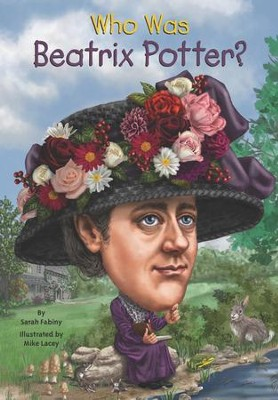 Who Was Beatrix Potter? - eBook  -     By: Sarah Fabiny