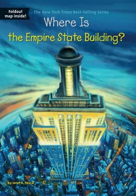 Where Is the Empire State Building? - eBook  -     By: Janet Pascal